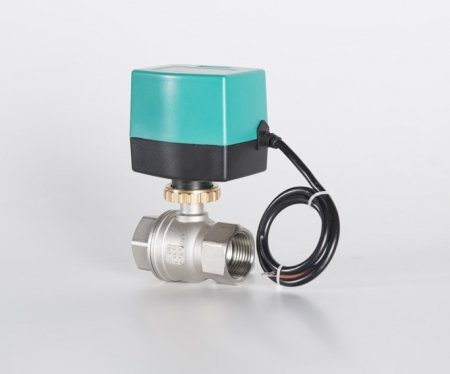 Mini Motorized Stainless Ball Valves